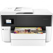 Multifunctional inkjet color HP OfficeJet Pro 7740 WF All-in-One Printer, A3, Fax