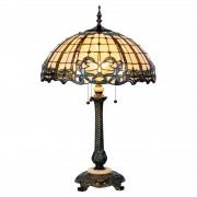 Wonderful floor lamp Atlantis in Tiffany design