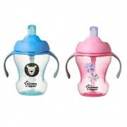 Cana Tommee Tippee Explora Easy Drink cu pai 230 ml