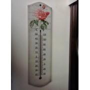 Virágos hőmérő 10