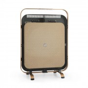 Klarstein HeatPal Marble Blackline, инфрачервен нагревател, 1300 W, мрамор, алуминий (ACO11-HeatPalMarbleC)