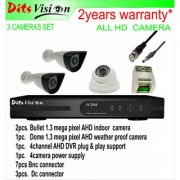 Ditsvision 3 HD camera set