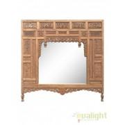 Oglinda decorativa design unicat ANTIGUO, 231x229cm DZ-94315