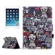 Fodral med hållare iPad mini 1 / 2 / 3 Ghost