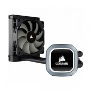 Corsair Hydro Series H60 2018 120mm Liquid CPU Cooler, all-in-one liquid CPU cooler with a 120mm radiator built for low-noise liquid CPU cooling, Intel 115x, Intel 1366, Intel 2011/2066, AMD AM2/AM3 CW-9060036-WW