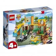 LEGO 4+ 10768 Speeltuinavontuur van Buzz en Bo Peep