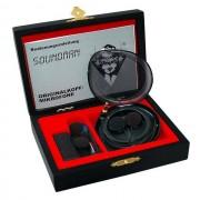 Soundman OKM II Studio Set incl. A3 OhrMicrófono estéreo, 20Hz-20kHz