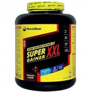 MuscleBlaze Super Gainer XXL - 2 kg (Chocolate)