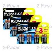Duracell Ultra Power AA 3 x MX1500B5+3