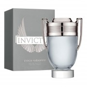 Invictus Caballero Paco Rabanne 100 Ml Edt Spray ORIGINAL