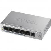 Mrežni preklopnik ZyXEL GS1005HP-EU0101F 5 ulaza 2.000 Mbit/s PoE funkcija