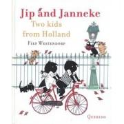 Kinderboeken Querido Jip en Janneke - Jip and Janneke. Two kids from Holland.