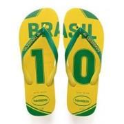 Chinelo Masculino Copa do Mundo Brasil Teams Havaianas