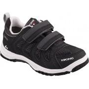 Viking Cascade II GTX Sneaker, Black/Grey 28