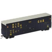 RND RND14921 HO 50' EP HC Plug Box Csx 1 Childrens Solar Power Kits