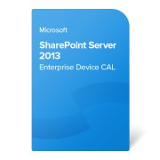 Microsoft SharePoint Server 2013 Enterprise Device CAL OLP NL, 76N-03699 elektronički certifikat
