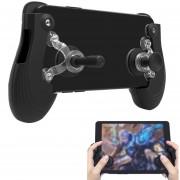 Rk Juego 5 Touch Pantalla Gamepad - Controlador De Juegos Android Y Ios Diferente (negro)
