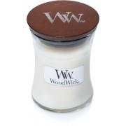 Woodwick Island Coconut mini kaars