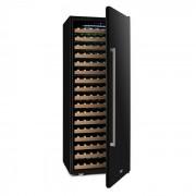 Botella Cura Refrigerador de Vinho 224 Garrafas Display LCD Filtros de Carbono