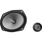 """Pioneer - 6"""" x 9"""" 2-Way Car Speaker with Carbon and Mica Reinforced IMPP Cones - Moonstone Gray"""