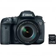 Canon EOS 7D Mark II + 18-135mm USM + Wi-Fi Adapter W-E1