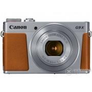 Aparat foto Canon PowerShot G9X Mark II, argintiu