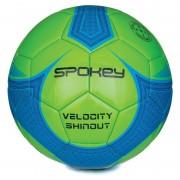 fotbal minge Spokey VELOCITY SHINOUT albastru-verzui č.5