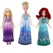 Кукла с рокля омбре, 3 налични модела, Disney Princess, Hasbro, B5284