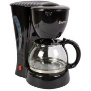 Skyline VT-7011 12 cup Drip 12 Cups Coffee Maker(Black)