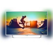 43 UHD Android TV, New Model 2017, Ambilight 2 UHD, DVB-T2/C/S2, Quad core, 900 PPI, RC Keyboard, 20W, Silver