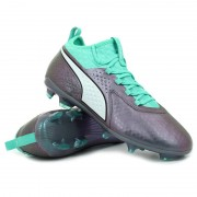 Puma one 2 il leather fg illuminate pack - Scarpe da calcio