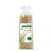 Fusilli din Orez Integral Fara Gluten Bio 500gr Amisa