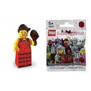 Lego Collectable Minifigures: Flamenco Dancer Minifigure - Series 6