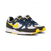 Nike Air Span Running Sneaker White/Blue