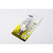 Bec LED E14 5W lumina calda 420 lm C30AP Braun Group