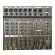 Mixer Audio 250W 6 Canale 4Ohm USB Efecte, Goldy GT3290MXR