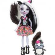 Кукла Сейдж Скънк със скунксчето Кейпър, Енчантималс, 1711517