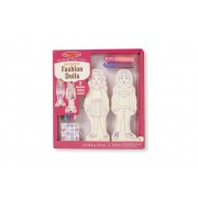 Decorate Your Own Wooden Fashion Dolls by Melissa & Doug
