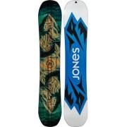 Jones Snowboard Jones Mountain Twin Wide (Bleu)