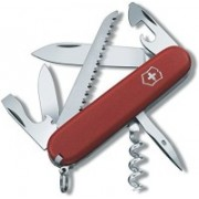 Victorinox Swiss Army Knifes ECOLINE ,Red, Folding Box Swiss Army Knife(Red)