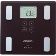 Cantar electronic Omron BF214 150 kg Diviziune 100g Monitor Body Fat Negru