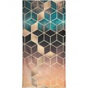 """Juniqe Handtuch """"Ombre Dream Cubes"""", Juniqe"""