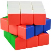 Dealbindaas Cube Coloured Puzzle 3by3 Smooth High Speed