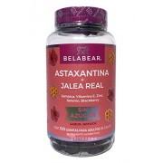Solanum Astaxantina y Jalea Real 100 gom sin azúcar Jamaica Belabear