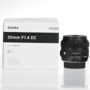 Sigma Art 30mm f/1.4 DC HSM Lens For Nikon Mount