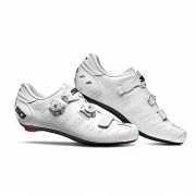 Sidi Ergo 5 Road Shoes - White/White - EU 46 - White/White