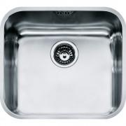 Chiuveta Franke 122.0021.440 GAX 110-45, 482 x 432mm, Montare sub blat, 1 cuva, Inox satinat