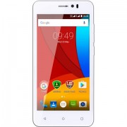 "Smartphone, Prestigio Muze K5 LTE, Dual SIM, 5.0"", Arm Quad (1.3G), 1GB RAM, 8GB Storage, Android,White(PSP5509DUOWHITE)"