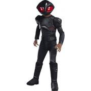Rubie's Boys Aquaman Movie Child'S Deluxe Black Manta Costume, Medium