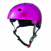 Triple Eight - Dual Certified with EPS Liner Pink - Helm